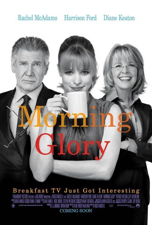 Poster per il film Morning Glory