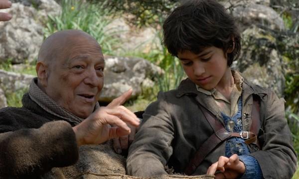 Sancho Gracia in una scena di Entre lobos