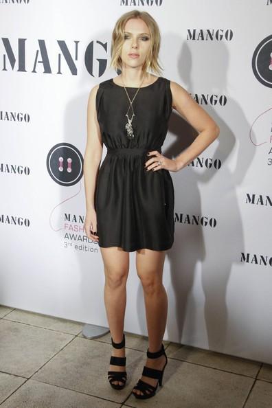 Scarlett Johansson promoter della maison Mango