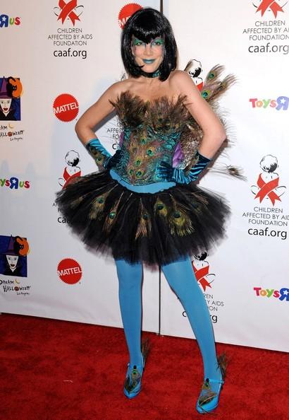 Tori Spelling al '17th Annual Dream Halloween' in Santa Monica