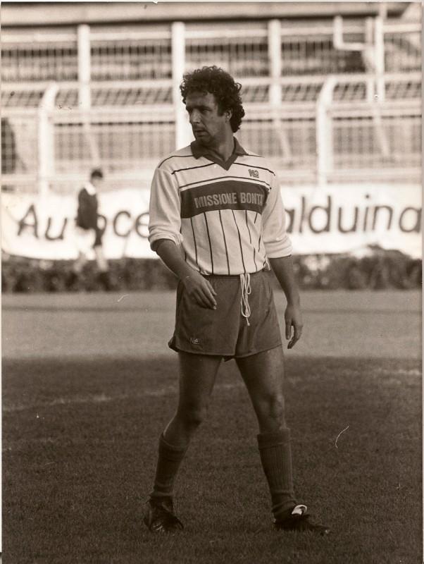 Francesco Nuti calciatore per beneficenza
