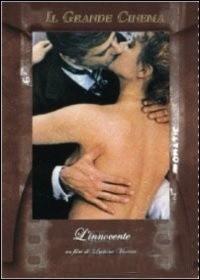 La copertina di L'innocente (dvd)