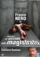 La copertina di Perché si uccide un magistrato? (dvd)