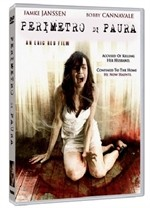 La copertina di Perimetro di paura (dvd)