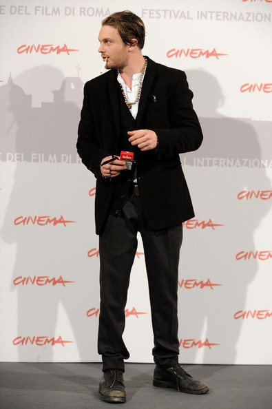 Roma 2010, l'attore Michael Pitt presenta Boardwalk Empire