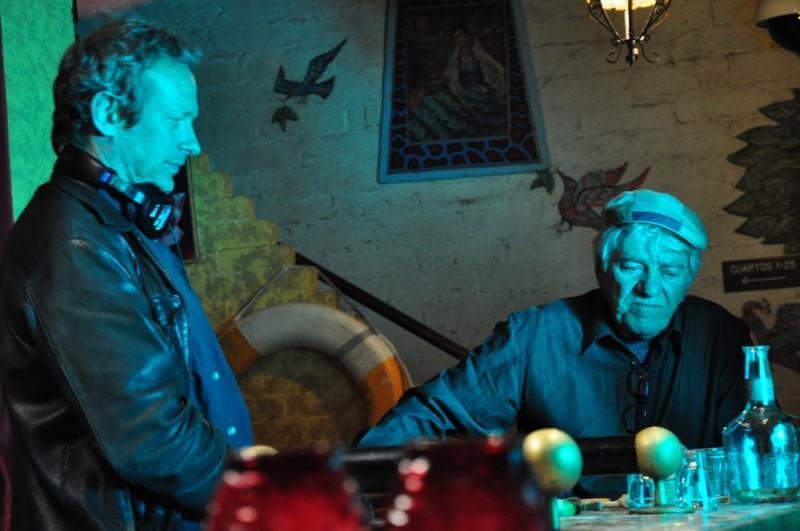 Scena della commedia Pete Smalls Is Dead del 2010