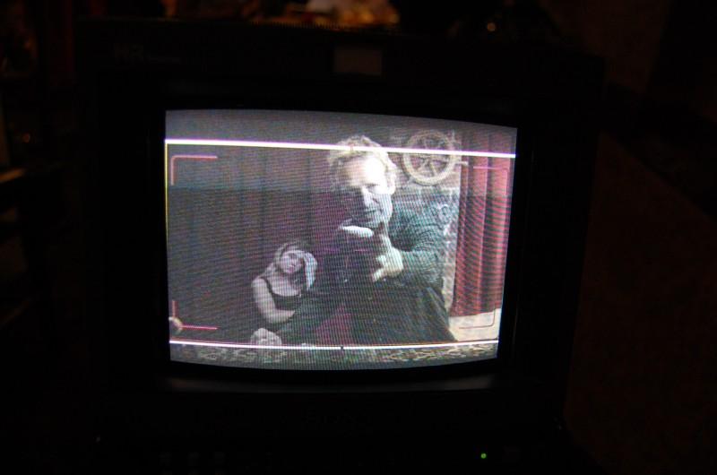 Una scena del film Pete Smalls Is Dead (2010)