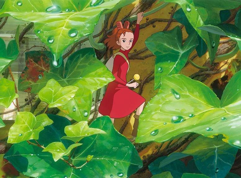 Una sequenza di The Borrower Arrietty (Karigurashi no Arrietty)