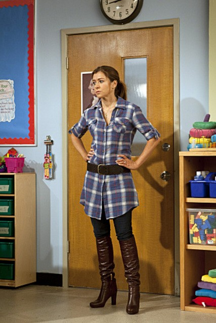 Alyson Hannigan nell'episodio Canning Randy di How I Met Your Mother