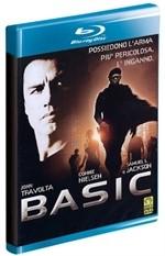 La copertina di Basic (blu-ray)
