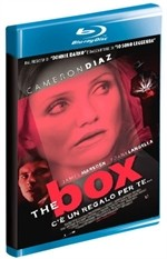 La copertina di The Box (blu-ray)