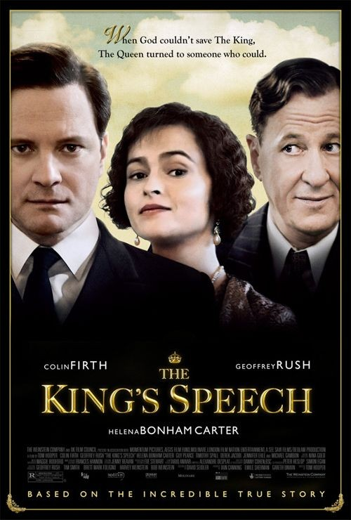 La locandina di The King's Speech