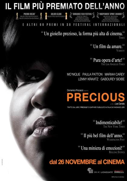 La locandina italiana di Precious