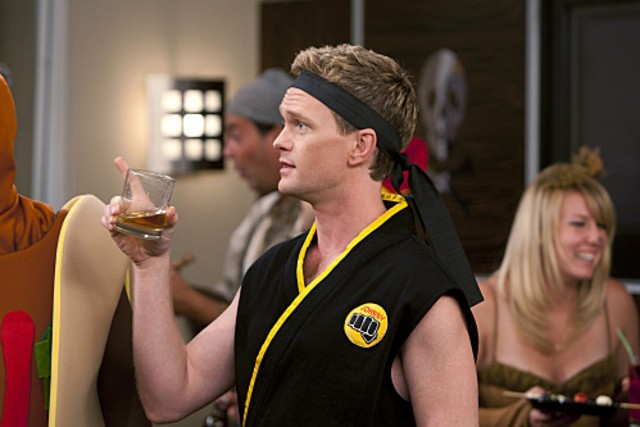 Neil Patrick Harris nell'episodio Canning Randy di How I Met Your Mother
