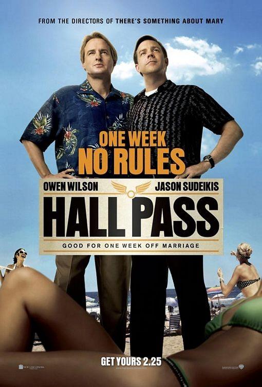 La locandina di Hall Pass