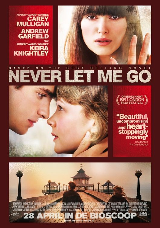 Nuovo poster per Never Let Me Go