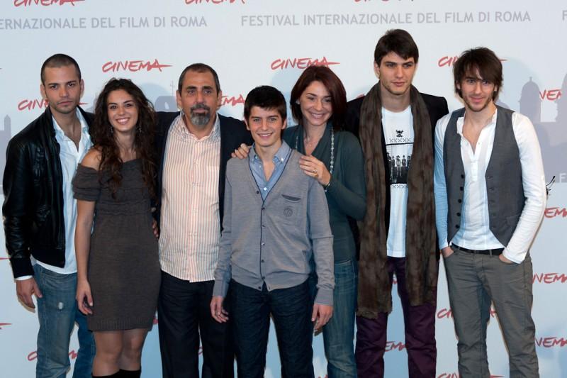 Roma 2010, cast e regista de L'estate di Martino
