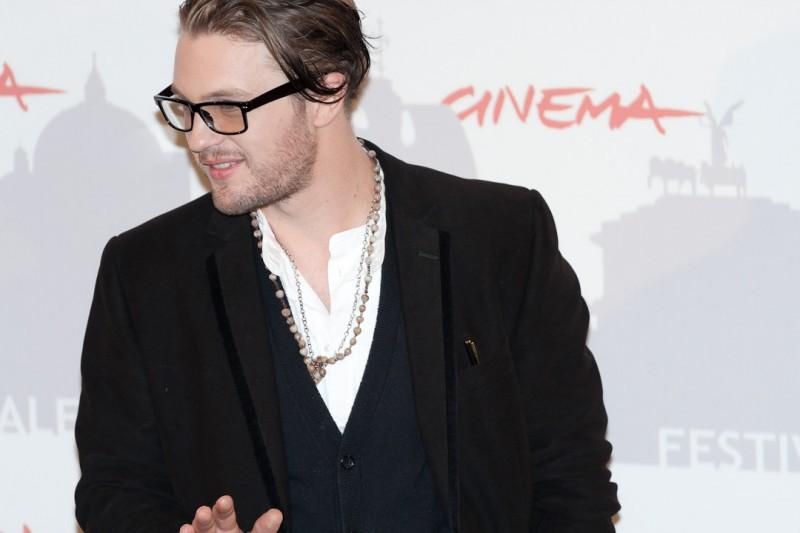 Roma 2010, Michael Pitt presenta alla stampa Boardwalk Empire