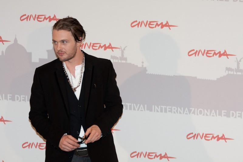 Roma 2010, Michael Pitt, protagonista di Boardwalk Empire, scherza con i reporter