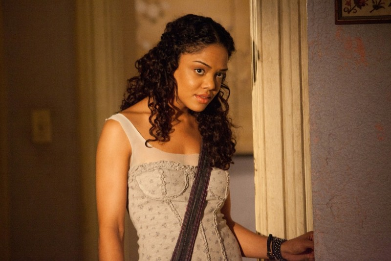 Tessa Thompson nel film For Colored Girls Who Have Considered Suicide When the Rainbow Is Enuf