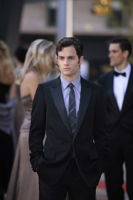 Dan (Penn Badgley) in un momento dell'episodio Juliet Doesn't Live Here Anymore di Gossip Girl