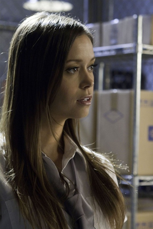 Greta (Summer Glau) nell'episodio Chuck Versus The Fear of Death