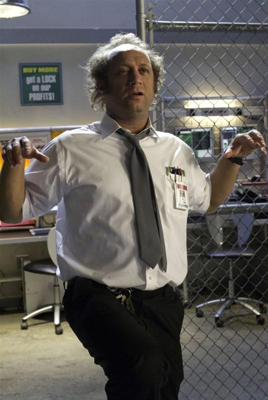 Jeff (Scott Krinsky) in un momento dell'episodio Chuck Versus The Fear of Death