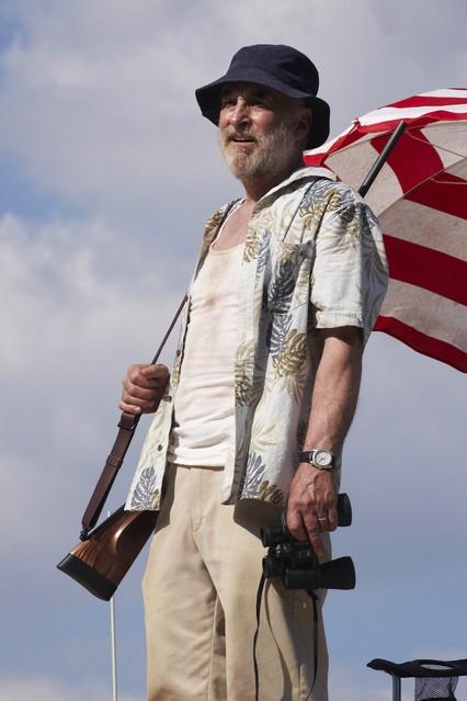 Jeffrey DeMunn nell'episodio Bentornato papà di The Walking Dead