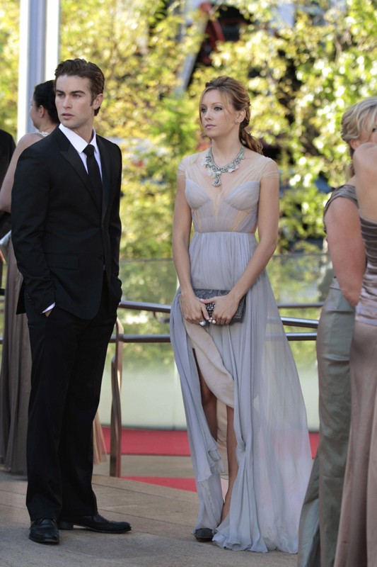 Nate (Chace Crawford) e Juliet (Katie Cassidy) nell'episodio Juliet Doesn't Live Here Anymore di Gossip Girl
