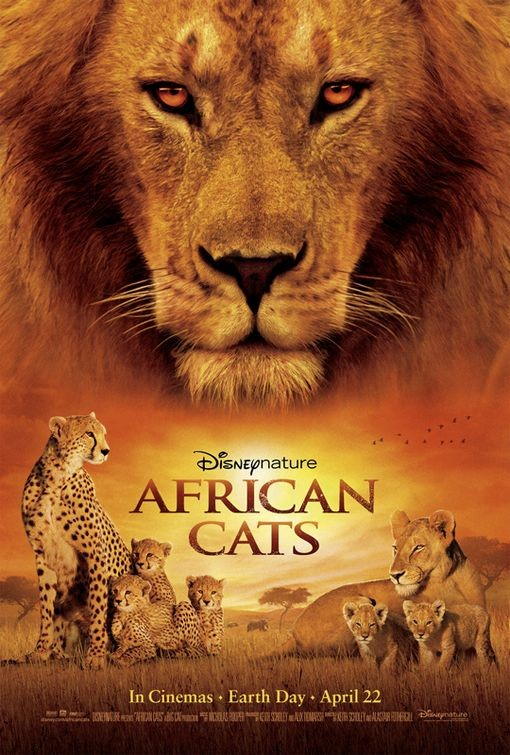 La locandina di African Cats: Kingdom of Courage