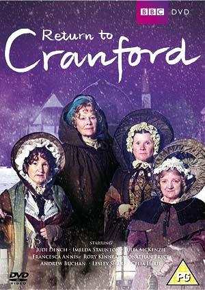 La locandina di Return To Cranford