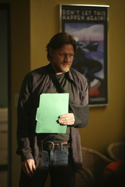 Donal Logue in Terriers nell'episodio Pimp Daddy