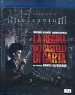 La copertina di La regina dei castelli di carta (blu-ray)