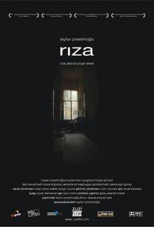 La locandina di Riza