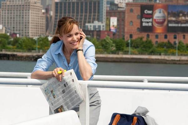 Rachel McAdams sorridente e dolce nel film  Morning Glory