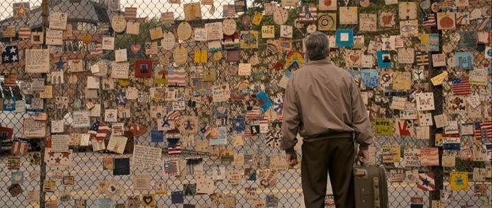 Robert De Niro di spalle in una sequenza di Everybody's fine