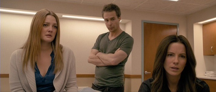 Sam Rockwell tra Drew Barrymore e Kate Beckinsale in Everybody's fine