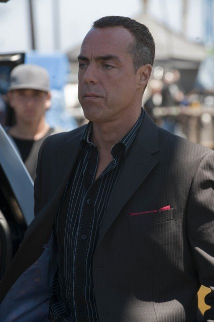 Titus Welliver in Sons of Anarchy nell'episodio Firinne