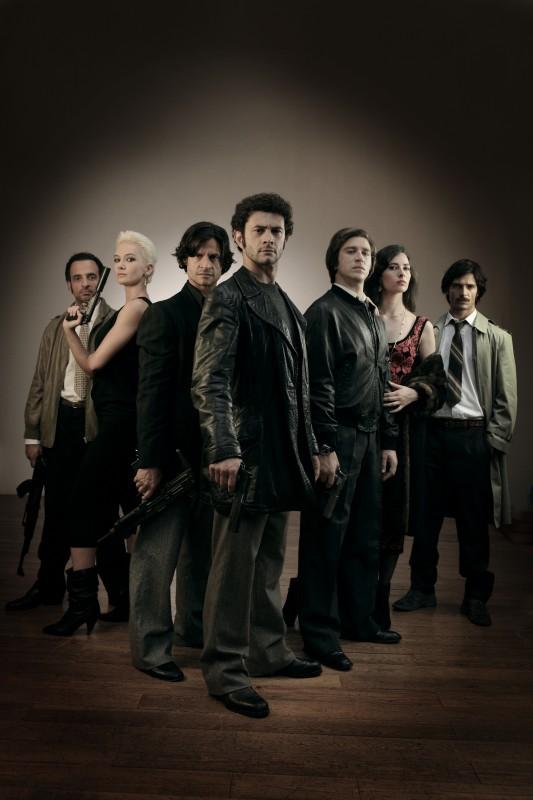 Il cast della seconda stagione di Romanzo Criminale - La serie