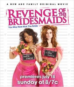 La locandina di Revenge of the Bridesmaids