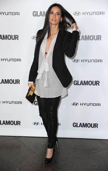 Demi Moore ad un evento a Los Angeles
