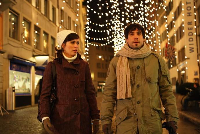 Nora Tschirner e Unax Ugalde in un'immagine del film Bon Appetit