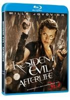 La copertina di Resident Evil: Afterlife (blu-ray)