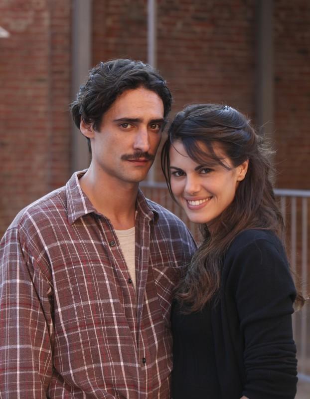 Marco Cocci e Bianca Guaccero in una scena di Mia madre