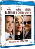 La copertina di La guerra di Charlie Wilson (blu-ray)