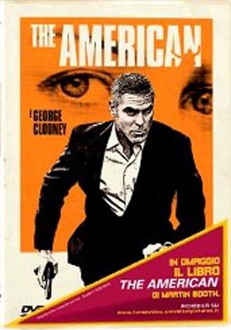 La copertina di The American (dvd)