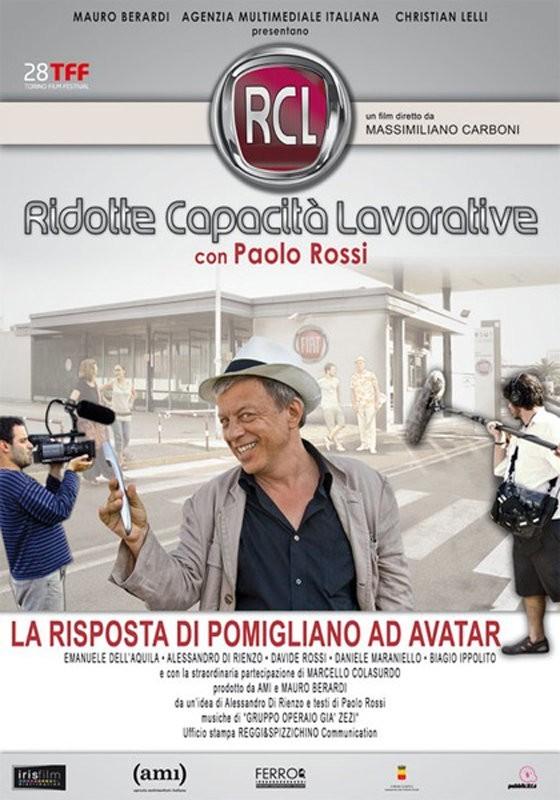 locandina di RCL - Ridotte Capacità Lavorative
