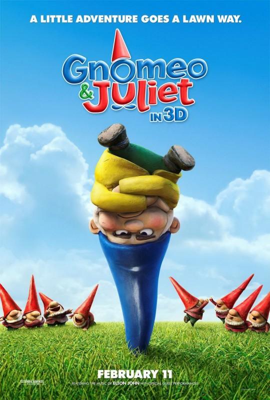 La locandina di Gnomeo and Juliet