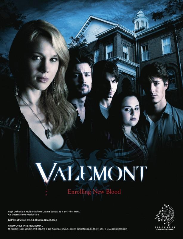 Il poster di Valemont