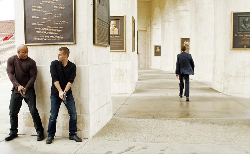 LL Cool J e Chris O'Donnell pronti ad agire nell'episodio Deliverance di NCIS: Los Angeles